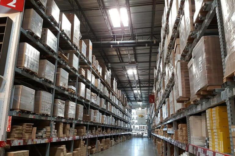 Kako je tehnologija uticala na skladištenje robe