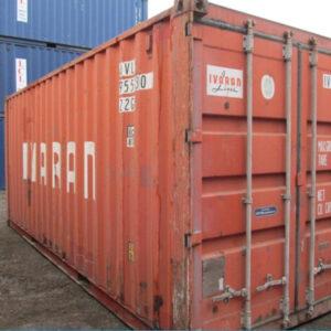 polovan kontejner 20ft beopetrol